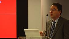 Acto de presentación informe MPYME 2009