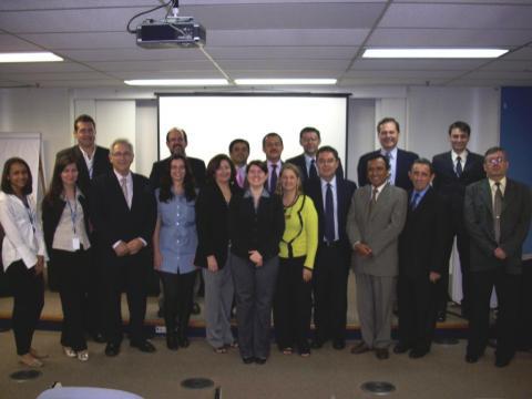 III Reunión Técnica Internacional Faedpyme