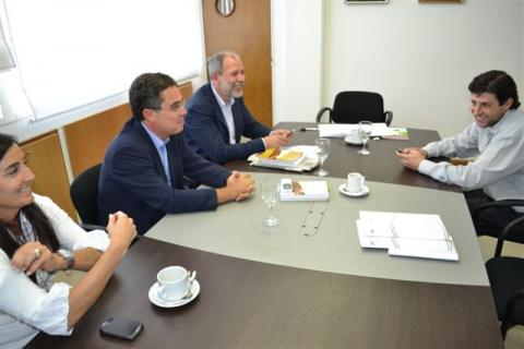 Firma de convenio con la Facultad de Ciencias Económicas de la Universidad Nacional de la Plata