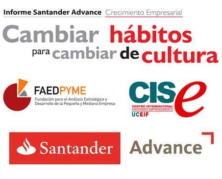 Informe Santander Advance crecimiento empresarial