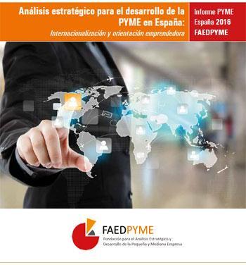 Informe PYME España 2016 *