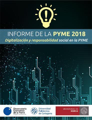 Acto de Presentación Informe de la PYME Murcia 2018 *