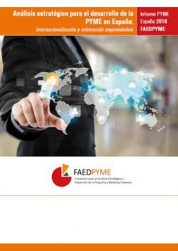 Análisis estratégico para el desarrollo de la PYME en España: internacionalización y orientación emprendedora - Informe Pyme España 2016