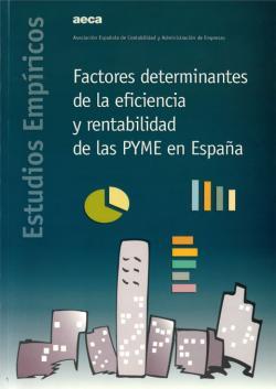 Factores Determinantes de la Eficiencia y Rentabilidad de las PYME en España (2002)